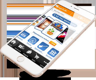 Appli Meyclub iOS / Android